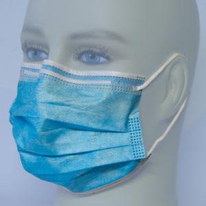 Mund-Nasen-Schutz 3lagig