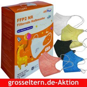 FFP2-Maske-Kinder
