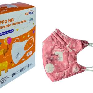 AM Plus+ FFP2 NR Kindermaske