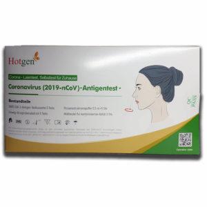 Hotgen Coronavirus (2019-nCoV)-Antigentest