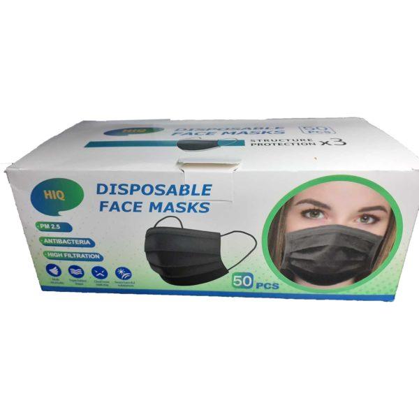 OP-Maske schwarz